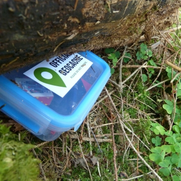 Geocaching Zuidrand