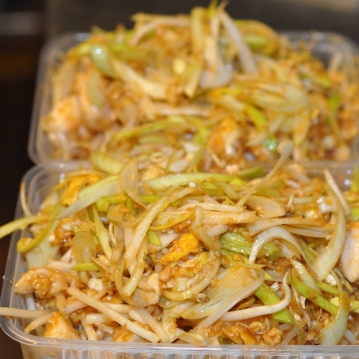 Chef Khem Mortsel Pad Thai